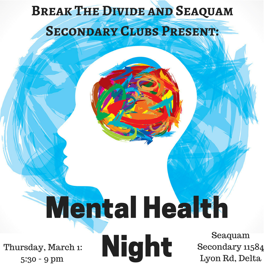 Break The Divide and Seaquam Secondary Clubs Present (3)